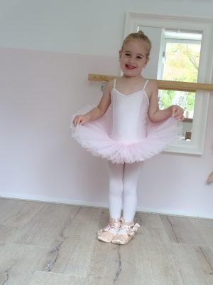 Balletpakjes